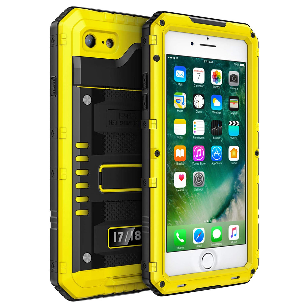 iPhone 8 iPhone 7 Waterproof Case (Heavy Duty)