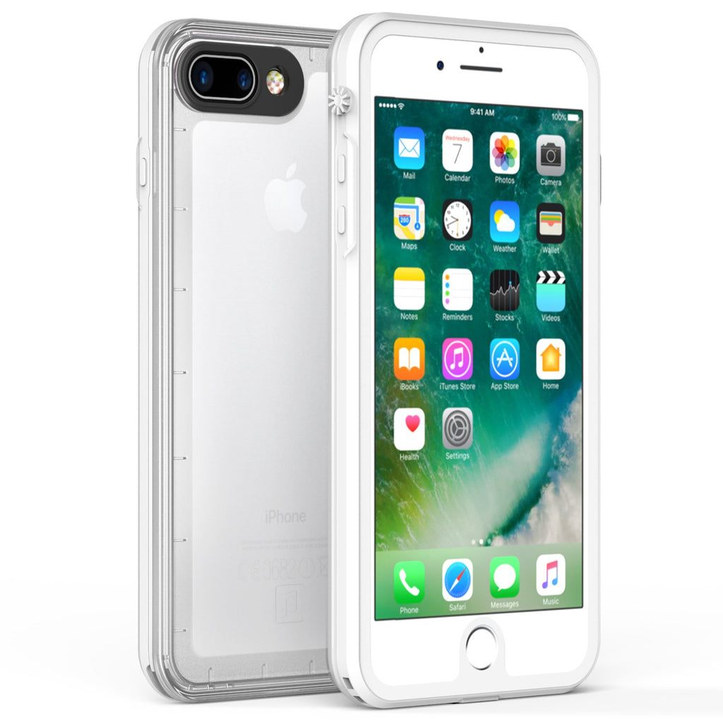 iPhone 7/8 Plus Waterproof Case