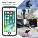 iPhone 7 Plus iPhone 8 Plus Waterproof Case (A Series)