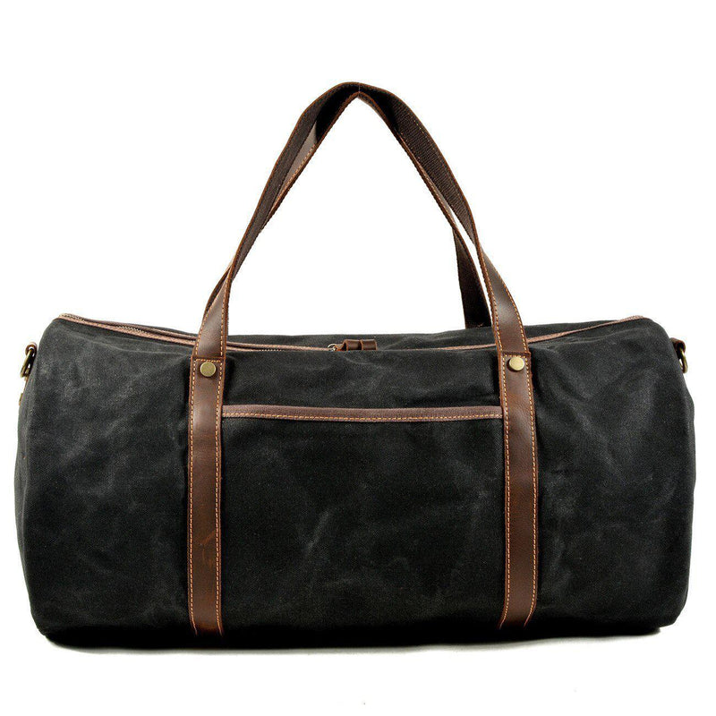 DREAMER Travel Bag-380430-The Canvas Bag™-BLACK-The Canvas Bag™