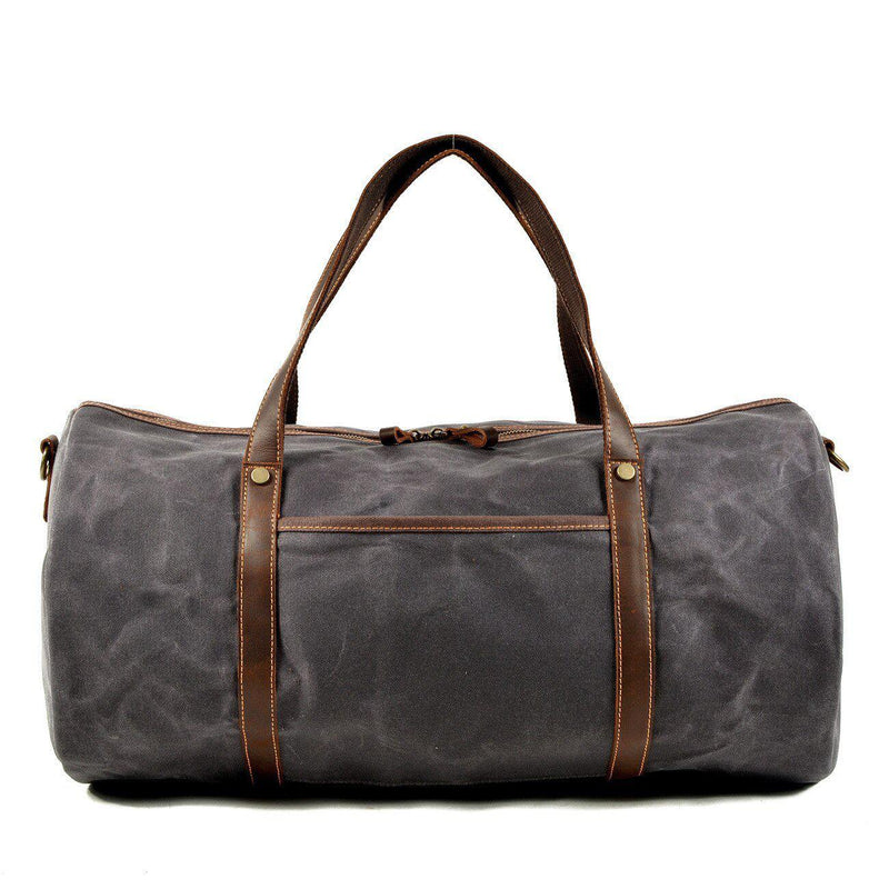 DREAMER Travel Bag-380430-The Canvas Bag™-DARK GREY-The Canvas Bag™
