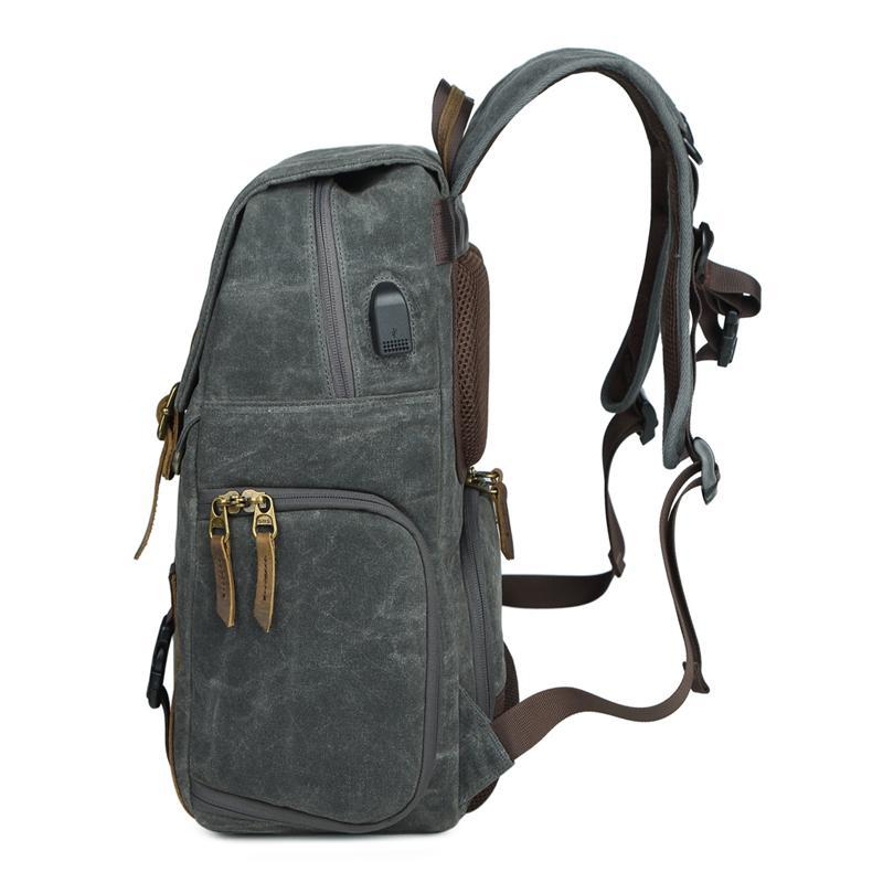 The MAISEL Camera Backpack | Luxury Outdoor Champion