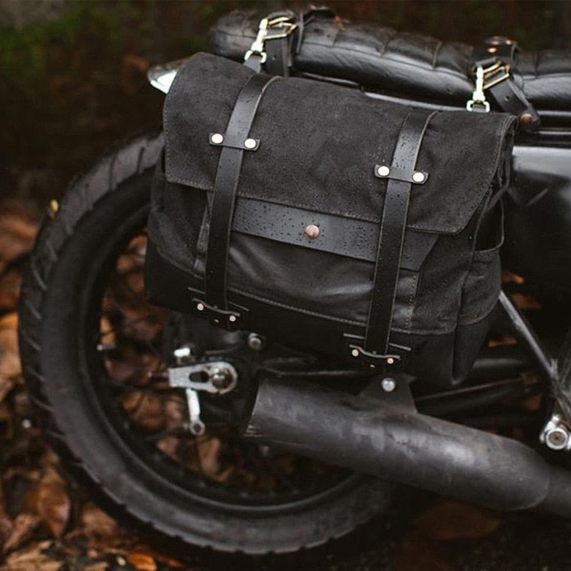 JAMES Motorcycle Bag-The Canvas Bag™-The Canvas Bag™