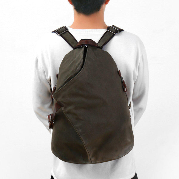 JASON Canvas Backpack | NEW Design