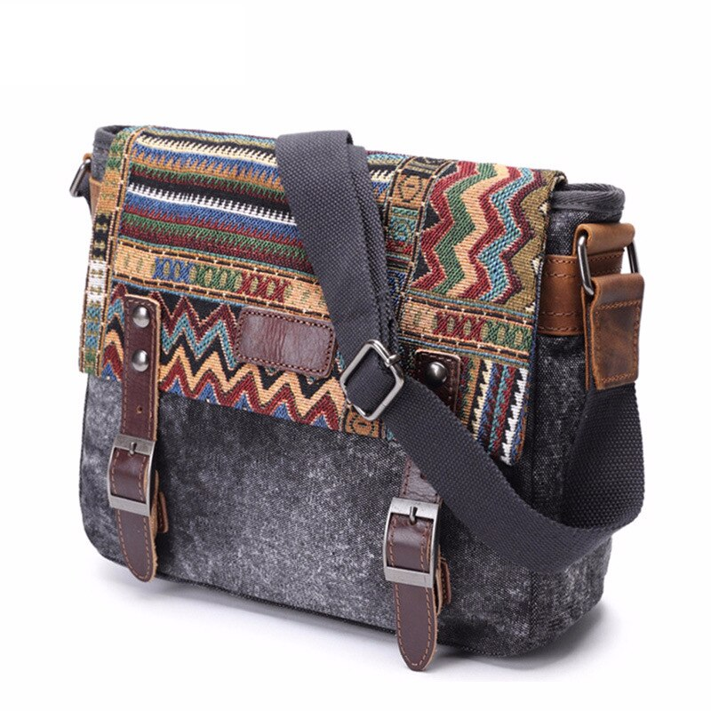 KINO Patchwork Bag-The Canvas Bag™-The Canvas Bag™