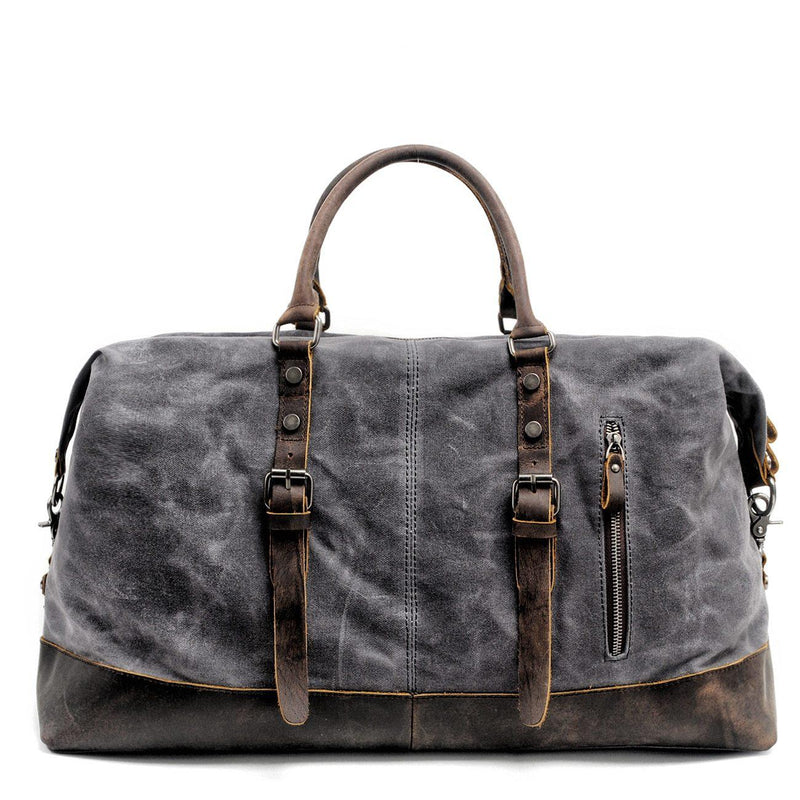 The ALDRIN Travel Bag-380430-The Canvas Bag™-Gray-The Canvas Bag™
