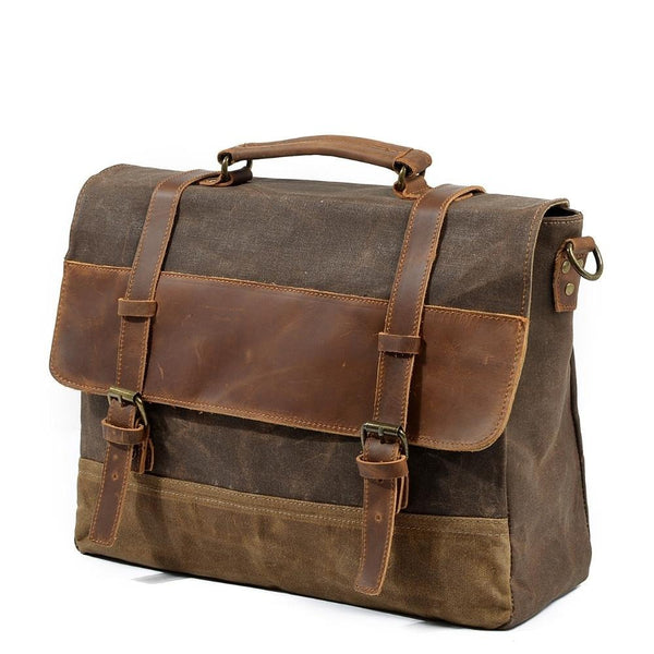 Briefcase ROBIN | Strong Luxury Business Bag