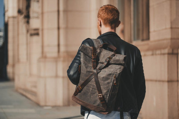 Crossbuddy™ NOMAD Backpack | Eye Catching Luxury