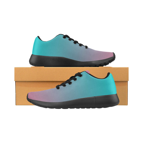 Women's Designer Athletic Shoes Hombre Teal Women's Sneakers