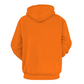 Designer Happy Halloween Classic Hoodie Soft Sweatshirt with Pockets - Unisex - Use Size Chart - Do Not Take Your Normal Size