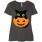 Plus Size Halloween LAT Ladies' Curvy T-Shirt