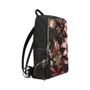 Designer Fall Leaves Laptop Backpack School Bag Travel Backpack Fits 15-Inch Laptop