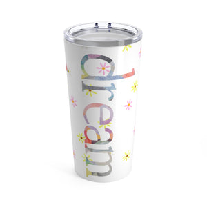 Dream In Color Vacuum Insulated Tumbler Mug with Lid - 20oz