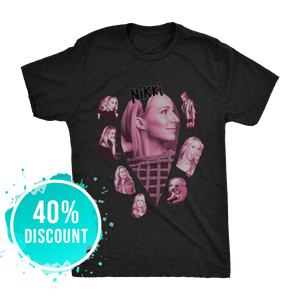 NIKKI HEART - T-Shirt - 40% OFF SALE
