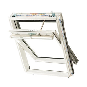 Keylite Roof Window - Centre Pivot Manual