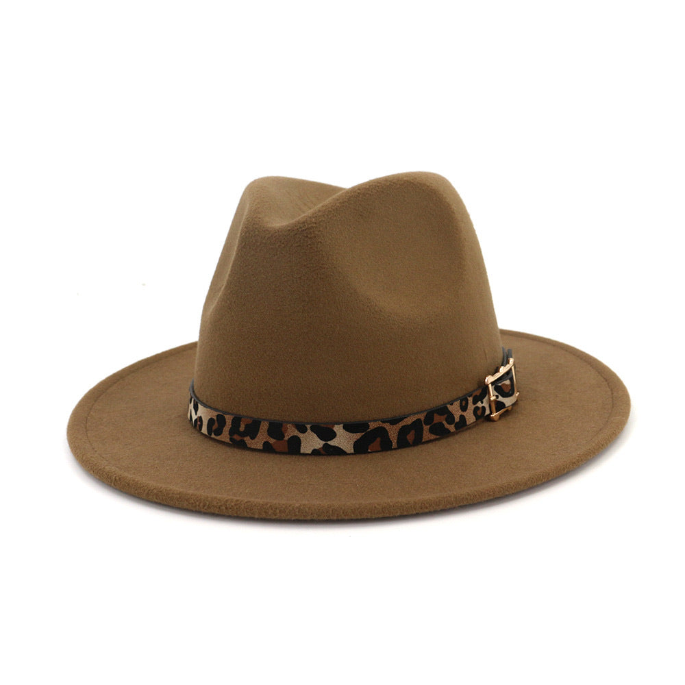 Cheetah Fedora