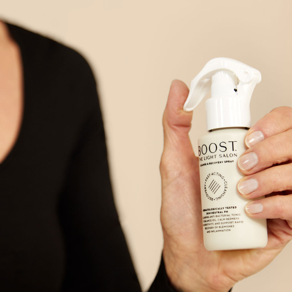 Boost Cleanse & Recovery Spray