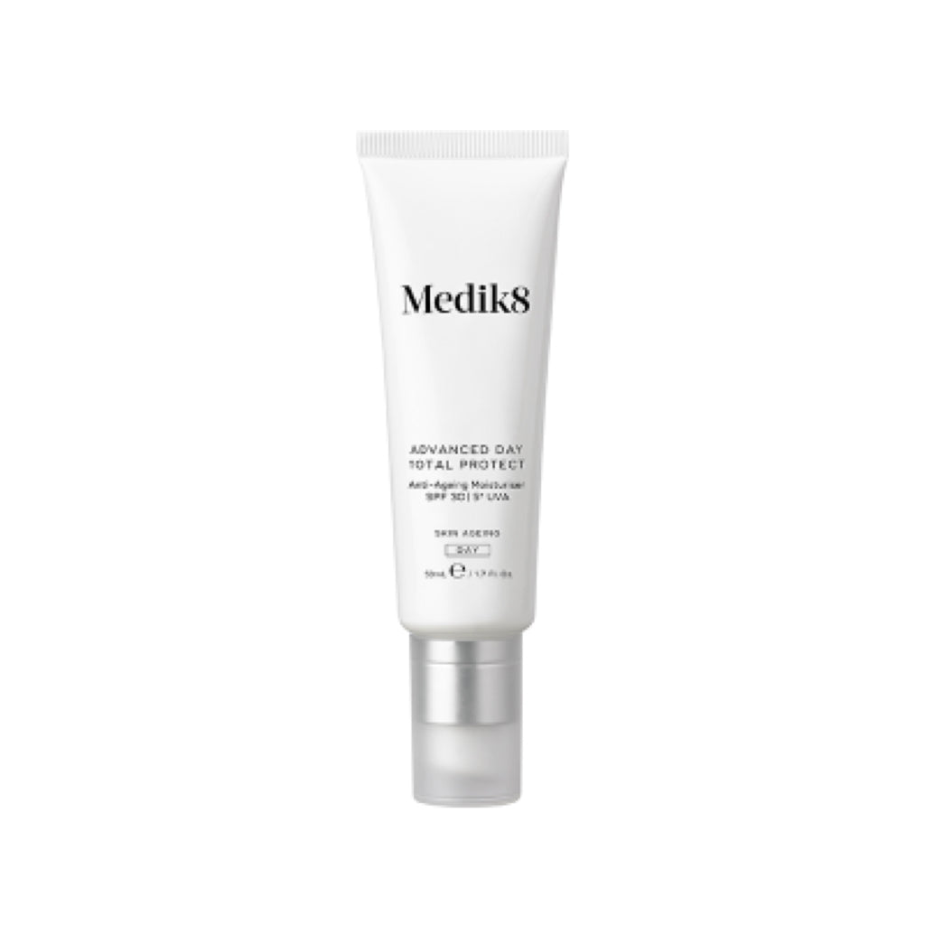 Medik8 Advanced Day Total Protect™ Anti-Ageing Moisturiser SPF 30 (50ml)