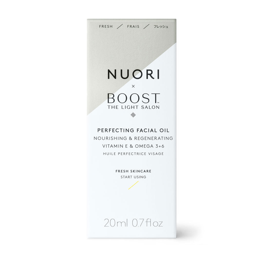 NUORI x The Light Salon Perfecting Facial Oil