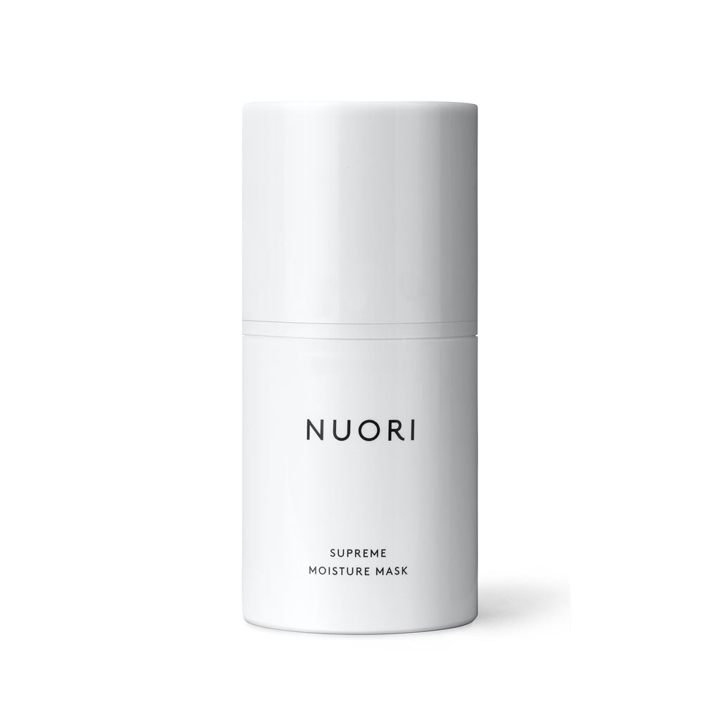 NUORI x The Light Salon Supreme Moisture Face Mask