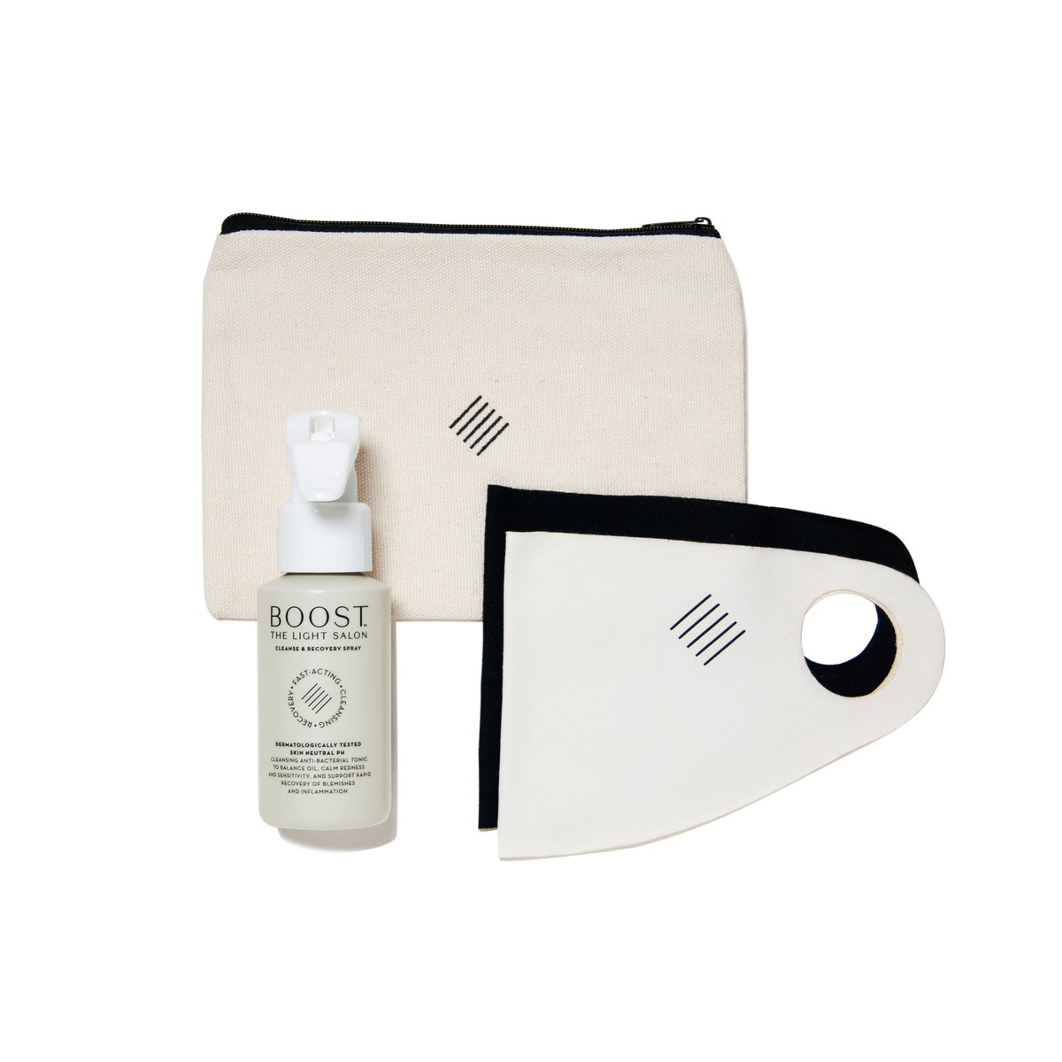 Antimicrobial Mask & Skin Repair Set