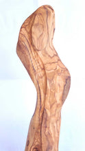 Load image into Gallery viewer, Handcrafted Sculpture from Reclaimed Olive Wood