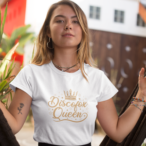Discofox Queen Damen T-Shirt