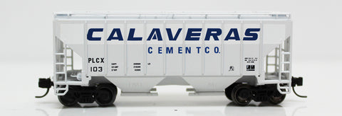 N 2 Bay Hopper - Calaveras Cement