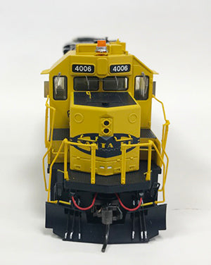 HO GP60 ATSF Early Dynamics