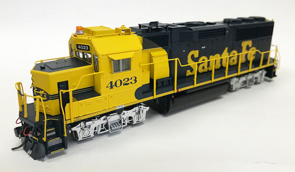HO GP60 ATSF Late Dynamics
