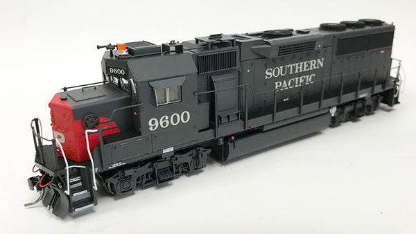 HO GP60 Southern Pacific Early Dynamics