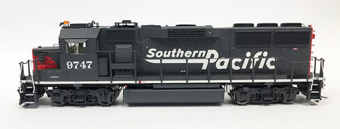 HO GP60 Southern Pacific Late Dynamics