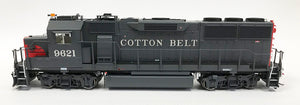 HO GP60 Cotton Belt Early Dynamics