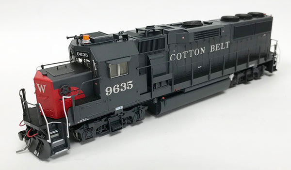 HO GP60 Cotton Belt Late Dynamics