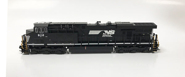 N Refurbished GEVO - Norfolk Southern #8112