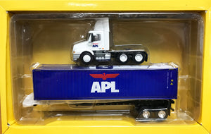 S 40' Cont w Tractor/ APL
