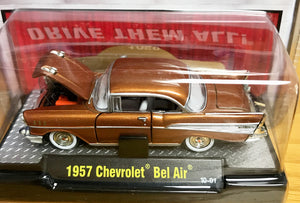 S 1957 Chevy Bel Air - Copper