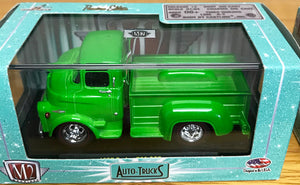 S 1957 Dodge COE Pick up - Green