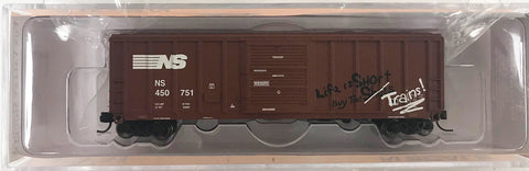 "N PS 5344 Box - NS ""Buy the Trains"" #450751"