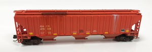 N Custom Weathered 3 Bay Cov Hop/ GACX #470345