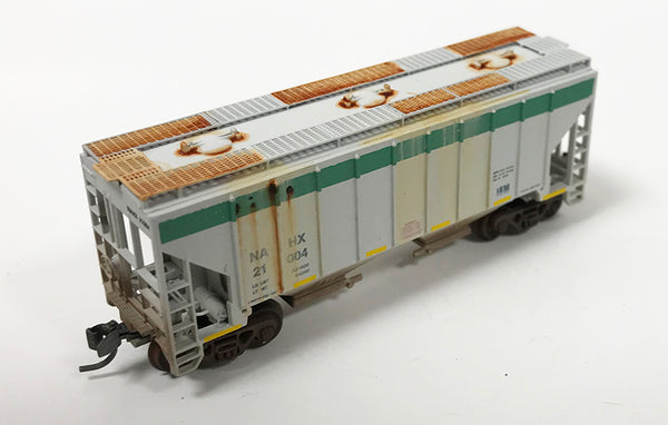 N Custom Weathered 2 Bay Cov Hop/ NAHX #21004