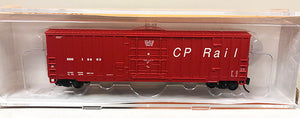 N SOO 7 Post Boxcar - CP Rail