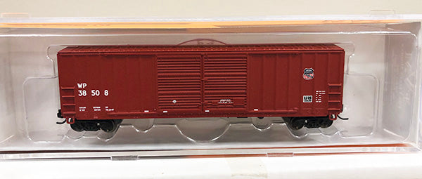 N 5283 DD Boxcar - Western Pacific/ UP Shield