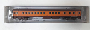 N Milw Rd Bunk Coach - Original #4446