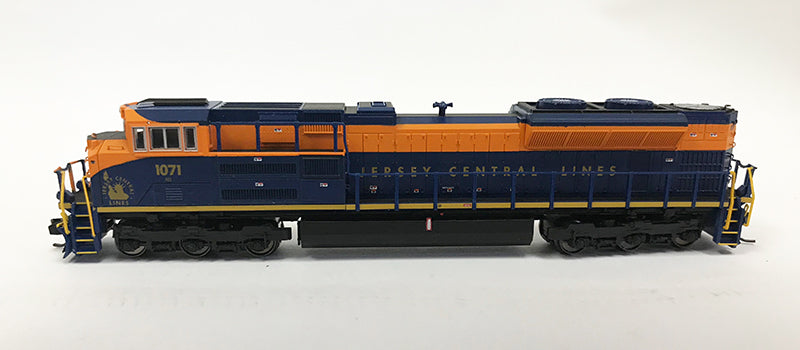 N Detailed SD70ACe - NS Central of New Jersey #1071