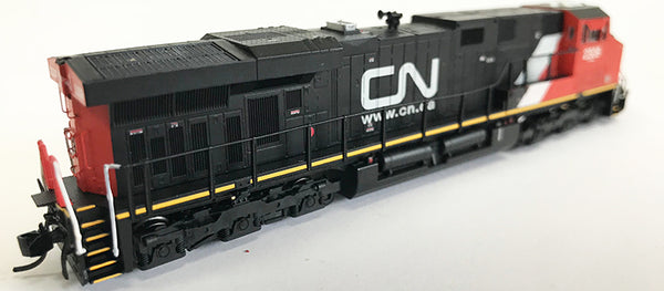 N Detailed GEVO - Canadian National #2309