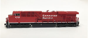 N Detailed GEVO - Canadian Pacific #8765