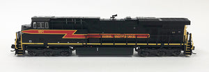 N Detailed GEVO - Iowa Interstate #501