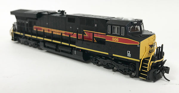 N Detailed GEVO - Iowa Interstate #506