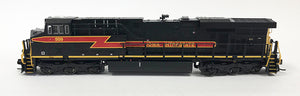 N Detailed GEVO - Iowa Interstate #509